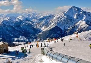 Italija ir jos slidinėjimo kurortai